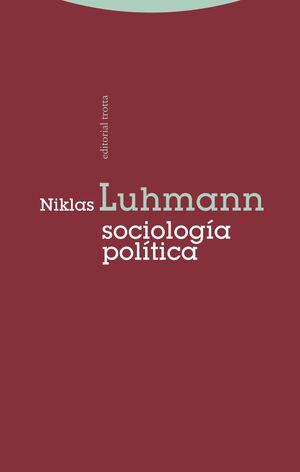 SOCIOLOGÍA POLÍTICA