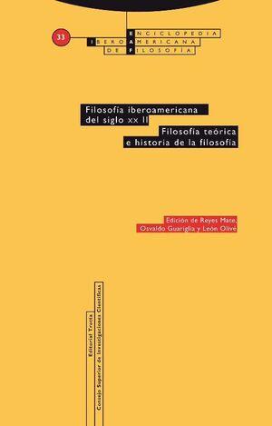 FILOSOFÍA IBEROAMERICANA DEL SIGLO XX