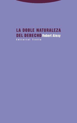 LA DOBLE NATURALEZA DEL DERECHO