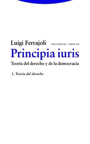 PRINCIPIA IURIS VOL 1 NE TEORÍA DEL DERECHO