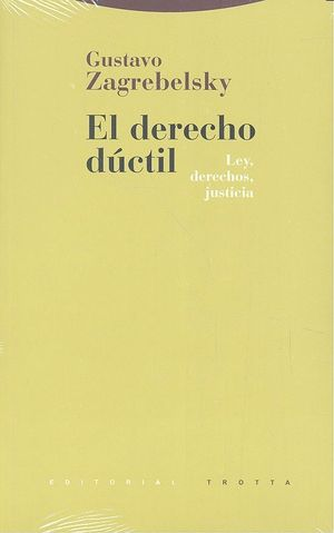 EL DERECHO DÚCTIL LEY, DERECHOS, JUSTICIA