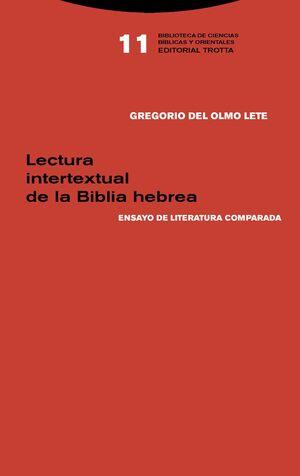 LECTURA INTERTEXTUAL DE LA BIBLIA HEBREA