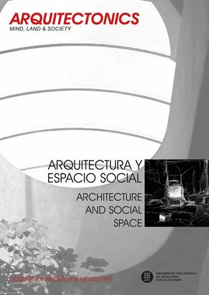ARQUITECTURA Y ESPACIO SOCIAL / ARCHITECTURE AND SOCIAL SPACE