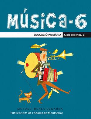 MÚSICA-6. EDUCACIÓ PRIMÀRIA. CICLE SUPERIOR, 2