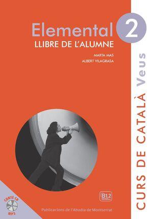 VEUS. ELEMENTAL. LLIBRE DE L'ALUMNE. NIVELL 2