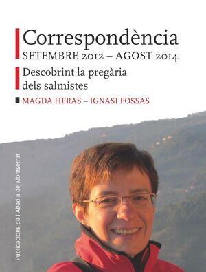 CORRESPONDÈNCIA SETEMBRE 2012 - AGOST 2014