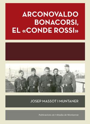 ARCONOVALDO BONACORSI, EL 'CONDE ROSSI'