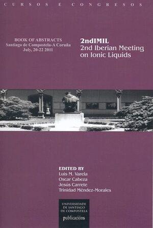 2ND IBERIAN MEETING ON IONIC LIQUIDS