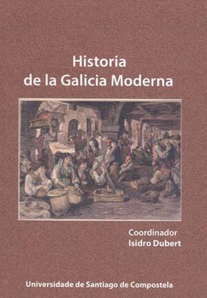 HISTORIA DE LA GALICIA MODERNA