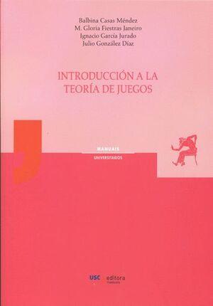 INTRODUCCIÓN A LA TEORÍA DE JUEGOS