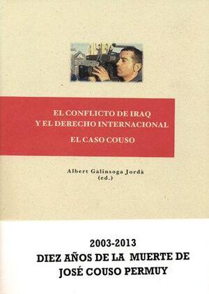 EL CONFLICTO DE IRAQ Y EL DERECHO INTERNACIONAL