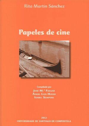 PAPELES DE CINE