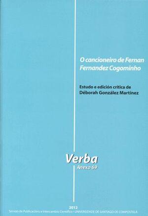 O CANCIONEIRO DE FERNAN FERNANDEZ COGOMINHO