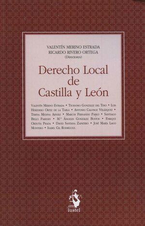 DERECHO LOCAL DE CASTILLA Y LEÓN