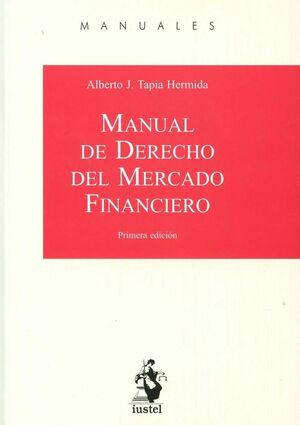 MANUAL DE DERECHO DEL MERCADO FINANCIERO