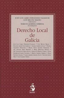 DERECHO LOCAL DE GALICIA