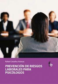 PREVENCIÓN DE RIESGOS LABORALES PARA PSICÓLOGOS