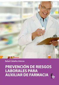 PREVENCION DE RIESGOS LABORALES PARA AUXILIAR DE FARMACIA