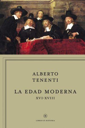 LA EDAD MODERNA XVI-XVIII