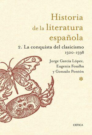 LA CONQUISTA DEL CLASICISMO. 1500-1598
