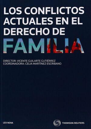 LOS CONFLICTOS ACTUALES EN DERECHO DE FAMILIA