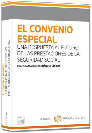 CONVENIO ESPECIAL: UNA RESPUESTA AL FUTURO DE LAS PRESTACIONES DE LA SEGURIDA, EL