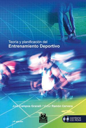 TEORÍA Y PLANIFICACIÓN DEL ENTRENAMIENTO DEPORTIVO (LIBRO+CD)
