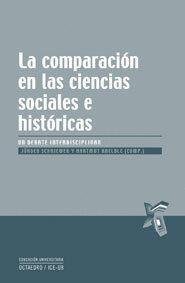 LA COMPARACIÓN EN LAS CIENCIAS SOCIALES E HISTÓRICAS UN DEBATE INTERDISCIPLINAR