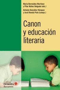 CANON Y EDUCACIÓN LITERARIA