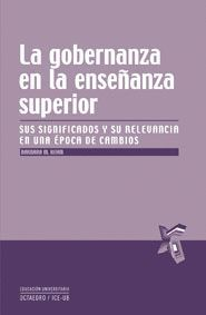 LA GOBERNANZA EN LA ENSEÑANZA SUPERIOR