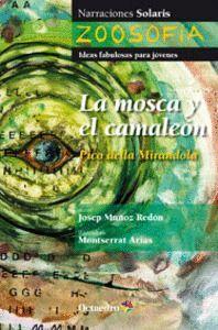 LA MOSCA Y EL CAMALEÓN