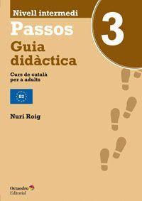 PASSOS 3. GUIA DIDÀCTICA