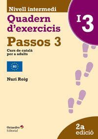 QUADERN PASSOS 3 INTERMEDI NIVEL 3 EXERCICES