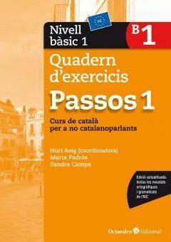 PASSOS 1. QUADERN D'EXERCICIS. NIVELL BÀSIC 1