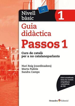 GUIA DIDACTICA PASSOS 1 NIVELL BASIC
