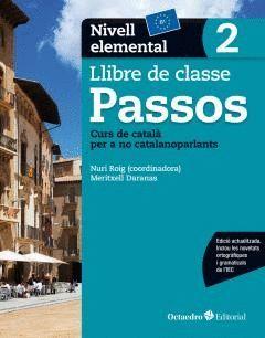 PASSOS 2. LLIBRE DE CLASSE. NIVELL ELEMENTAL