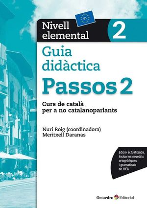 GUIA DIDÁCTICA PASSOS 2 NIVELL ELEMENTAL