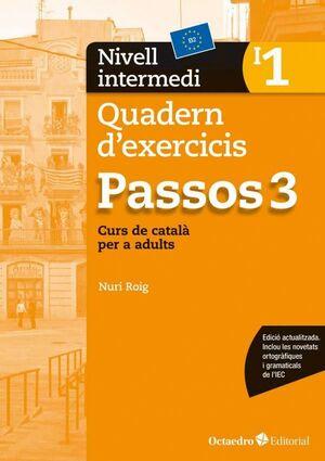 PASSOS 3. QUADERN D'EXERCICIS. NIVELL INTERMEDI 1