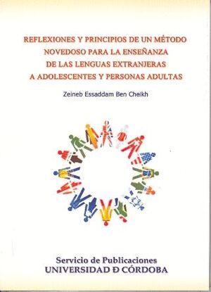 REFLEXIONES Y PRINCIPIOS DE UN MÉTODO NOVEDOSO PARA LA ENSEÑANZA DE LENGUAS EXTRANJERAS A ADOLESCENT
