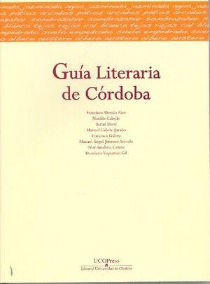 GUÍA LITERARIA DE CÓRDOBA