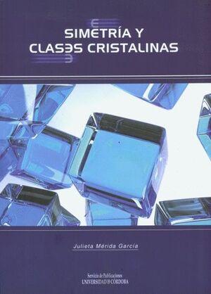 SIMETRÍA Y CLASES CRISTALINAS