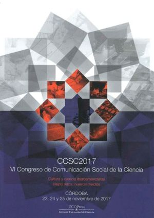 ACTAS DEL VI CONGRESO DE COMUNICACIÓN SOCIAL DE LA CIENCIA