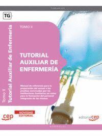TUTORIAL AUXILIAR DE ENFERMERÍA. TOMO II