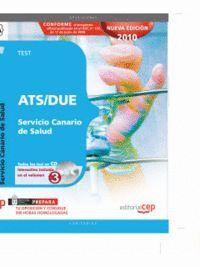 ATS/DUE SERVICIO CANARIO DE SALUD. TEST