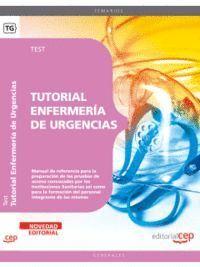 TUTORIAL ENFERMERÍA DE URGENCIAS. TEST