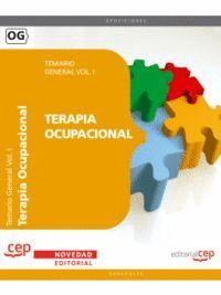TERAPIA OCUPACIONAL. TEMARIO GENERAL VOL. I.