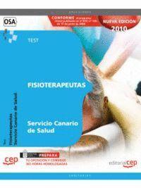 FISIOTERAPEUTAS DEL SERVICIO CANARIO DE SALUD. TEST