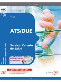 ATS/DUE SERVICIO CANARIO DE SALUD. TEST  EDICION ESPECIAL