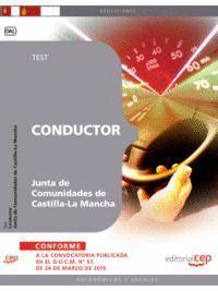 CONDUCTOR. JUNTA DE COMUNIDADES DE CASTILLA-LA MANCHA. TEST