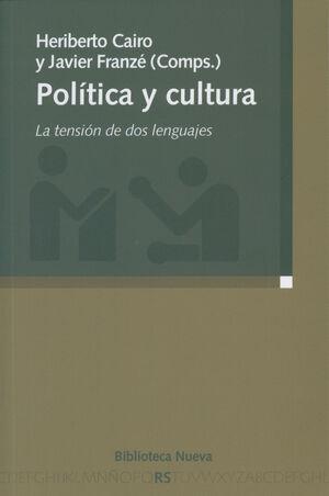 POLÍTICA Y CULTURA